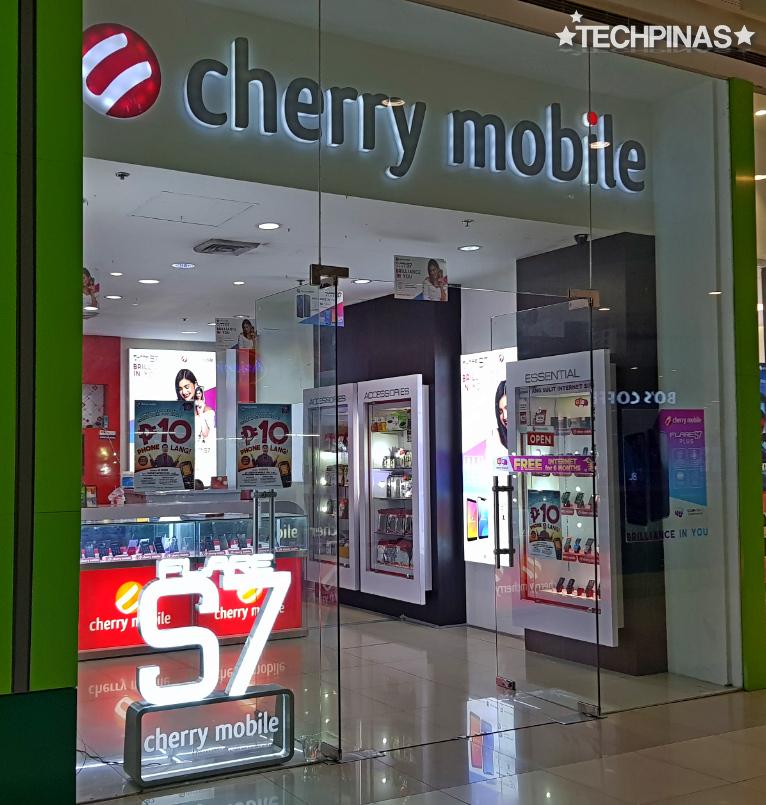 Cherry Mobile SM San Lazaro Cyberzone