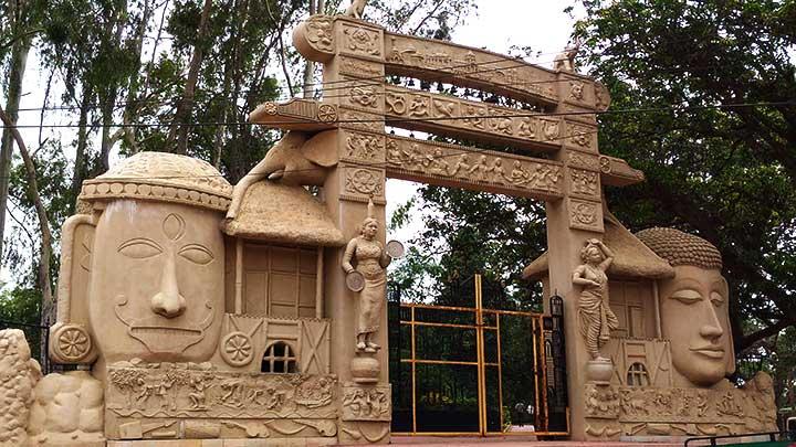 heritage park of tripura