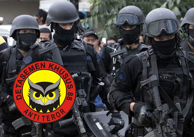 Paska Ditemukan Gudang Bom di Bekasi, Natal Tahun Ini Gereja Dijaga Ketat Densus 88