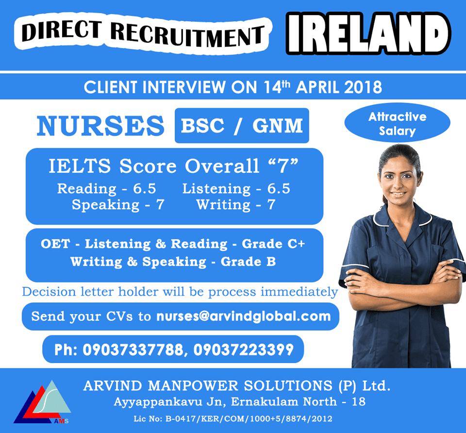 Oet Nursing