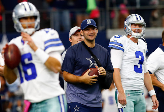 "Dallas Cowboys Pull a ""Ferris Buehller"" In 2015 Without Tony Romo - CTC Sports"