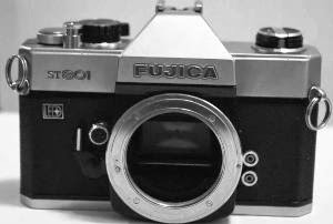 Fujica ST801 body only