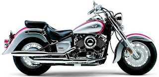 2000 Yamaha V-Star 650 Classic – Motorbike Bicycle