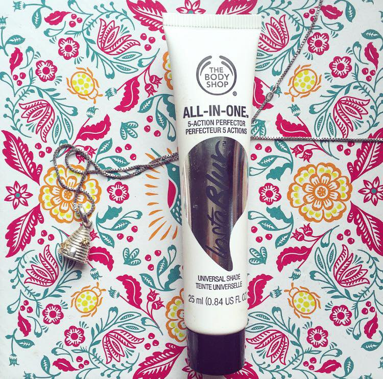 The Body Shop All In One Creams Kaleidoscope Peonies Insta Blur