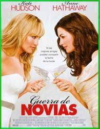 Bride Wars (Guerra de novias) (2009) | 3gp/Mp4/DVDRip Latino HD Mega