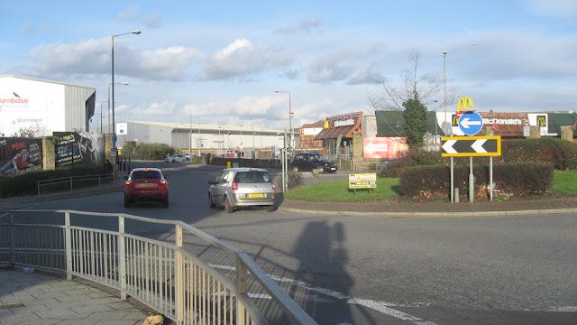 Harrington Road Car Park Postcode