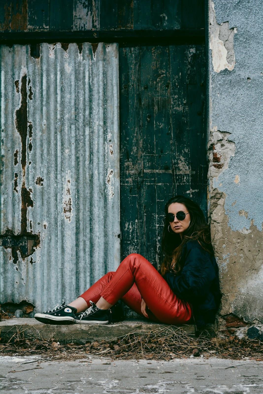 rock street style