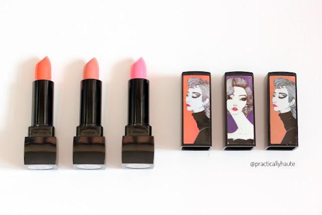 Club Clio kbeauty haul lipsticks