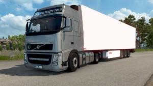 Volvo 440 2008 truck mod