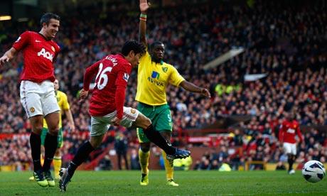 Norwich vs Manchester United