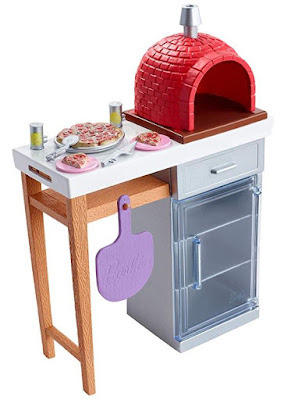 Barbie Brick Oven Playset
