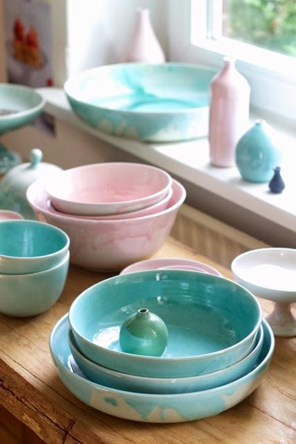 lykkelig mein foodblog zu besuch bei 3punktf eins meiner liebsten keramiklabel und ihr. Black Bedroom Furniture Sets. Home Design Ideas
