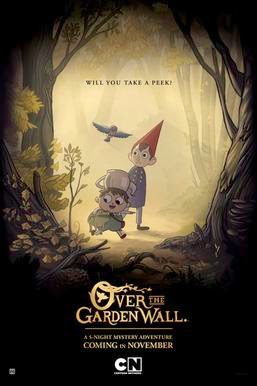 El maravilloso mundo de Over the Garden Wall