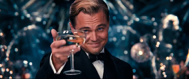 El Gran Gatsby The Great Gatsby Baz Luhrmann Leonardo di Caprio