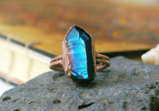 https://www.etsy.com/ca/listing/650330251/galaxy-blue-titanium-quartz-ring