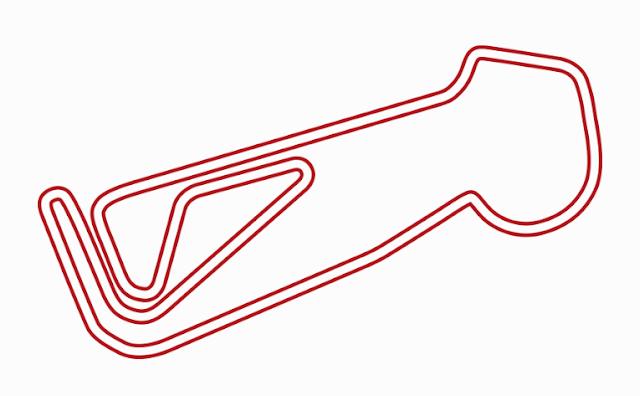 スネッタートン300 コース図