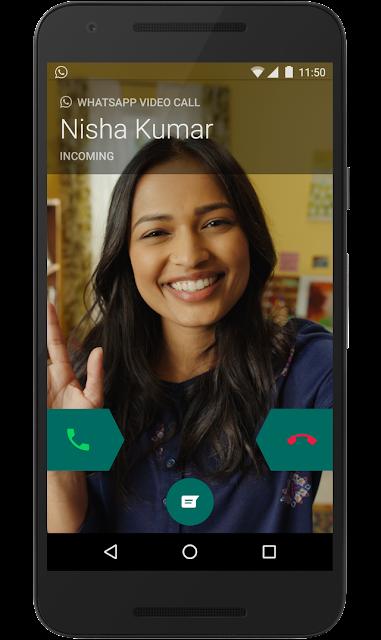 Cara Melakukan Video Call Pada Whatsapp 2