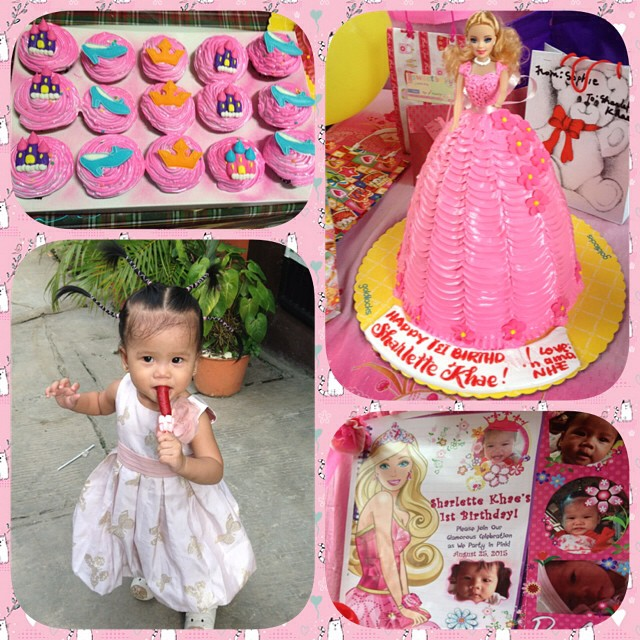 Barbie Theme Birthday