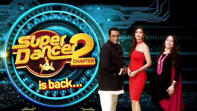 Super Dancer Chapter 2 18 November 2017 HDTVRip 480p 200mb