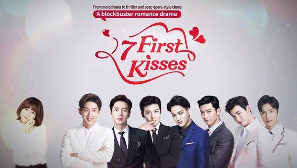 phim hàn quốc 7 nụ hôn đầu