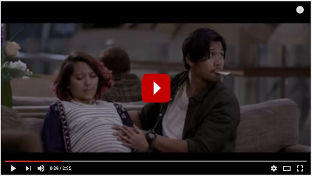 Video Moment Chicco Jerikho dan Lala Karmela Menanti Kelahiran Anak Pertama