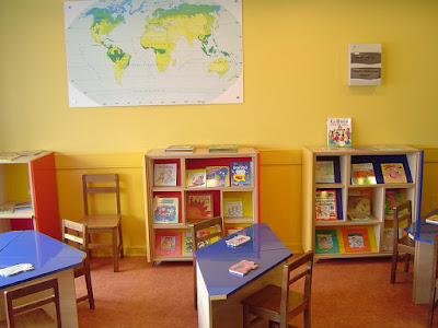 Cum trebuie sa fie mobilierul pentru gradinite si scoli