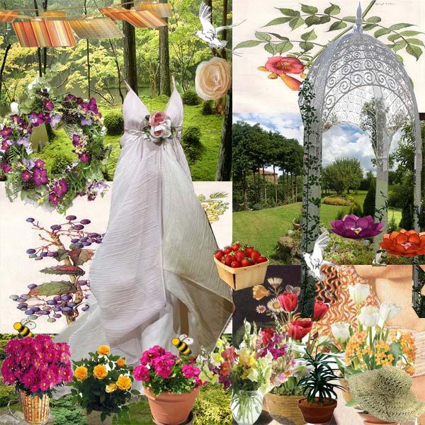 Spring Outdoor Wedding Ideas: Royal Wedding Accessories: Wedding Ideas