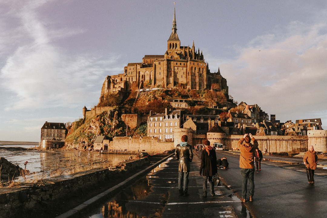 Le Mont St Michel by Journographie a Sustainable Travel Blog