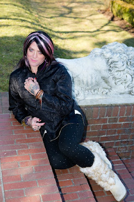 Transgender Model.  Lita Kelley.  Beverly, Massachusetts