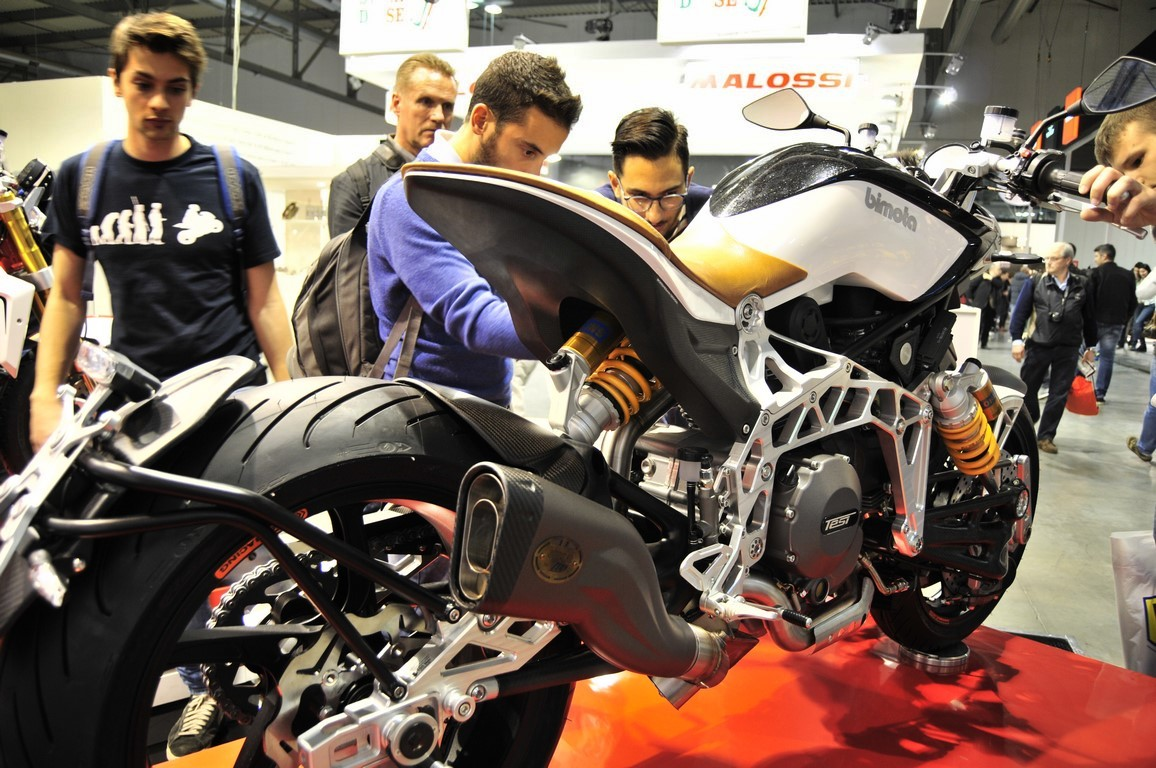 tesi 3d racecafe - best of eicma - rocketgarage - cafe racer magazine