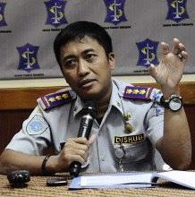 Plt Kepala Dinas Perhubungan Kota Surabaya Irvan Wahyudrajat