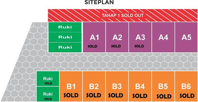 Siteplan PVE