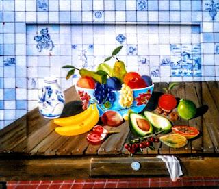 Fruit op tafel 2