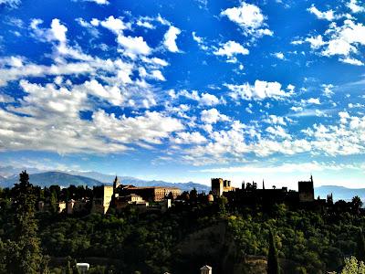 Patrimonio de la Humanidad en Europa y América del Norte. España. Alhambra de Granada.