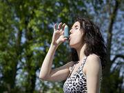 cambio climatico y asma