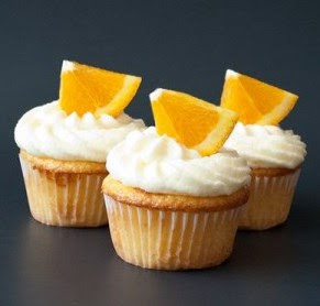 Resep Mandarin Cup  Cake