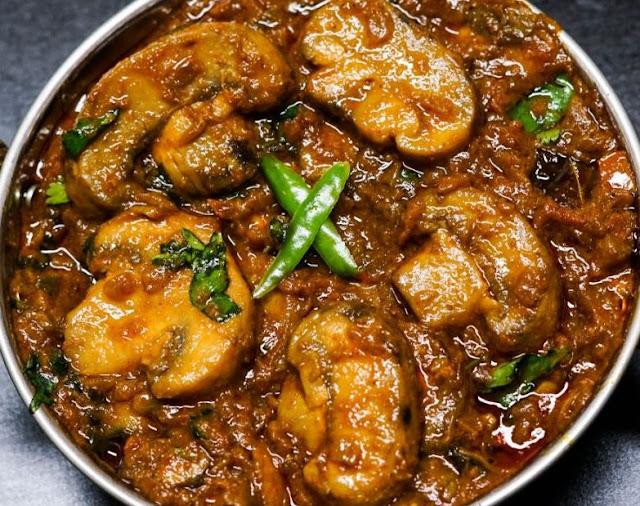 Mushroom-Masala-Recipe