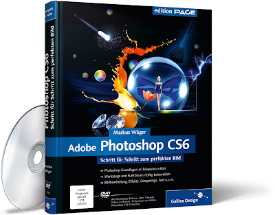 Adobe Photoshop CS6 DVD Capa