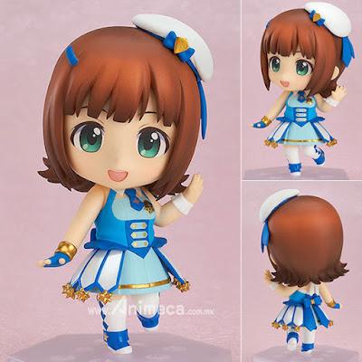 Figura Haruka Amami Twinkle Stars Co-de Nendoroid Co-de THE IDOLM@STER Platinum Stars
