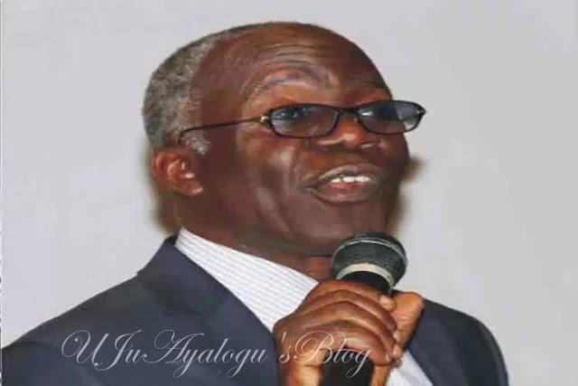 Nigeria Federal System Most Prodigal —Falana SAN