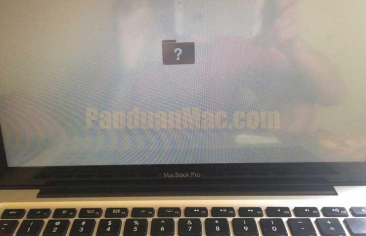 4 Cara Mengatasi MacBook Gagal Booting Folder Tanda Tanya Kedap Kedip
