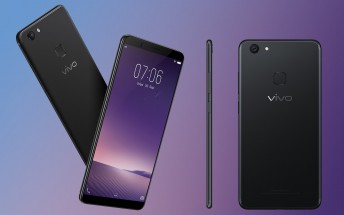 Vivo X20A has just arrived Benchmark with SD 660 SOC
