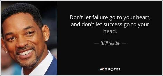 The Importance Of Failure, According to Will Smith