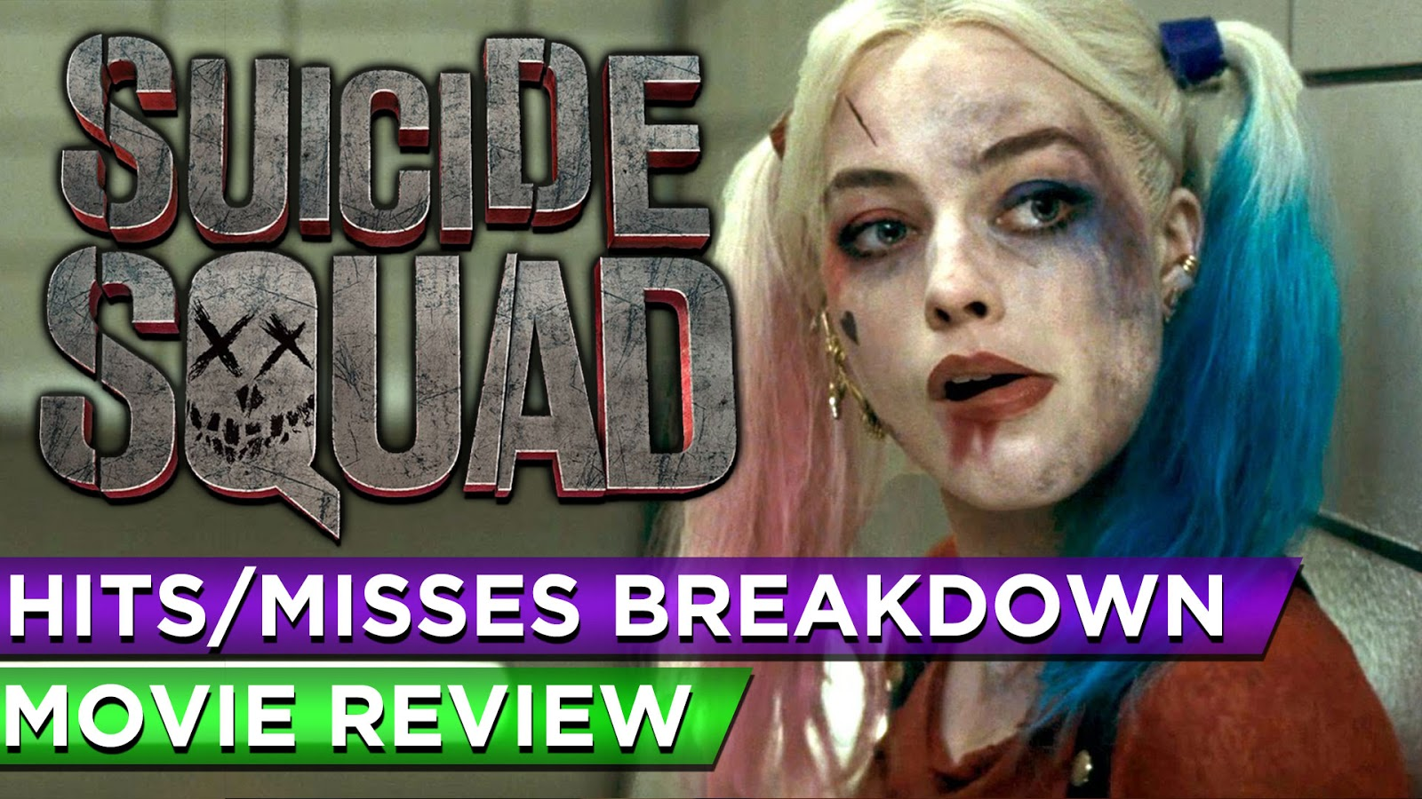 movie review Suicide Squad podcast