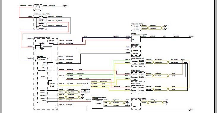 LAND ROVER 2010 ELECTRICAL WIRING DIAGRAM  Heavy Equipment Workshop Manuals