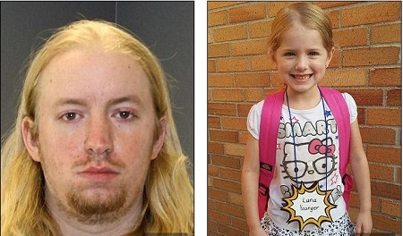 Father Stabs 5-year-old Daughter to Death...His Reason Will Shock You (Photo)