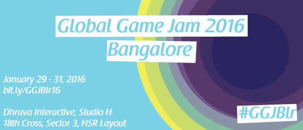 Global Game Jam Bangalore 2016