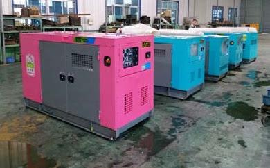 200 kva diesel generator in Bangladesh