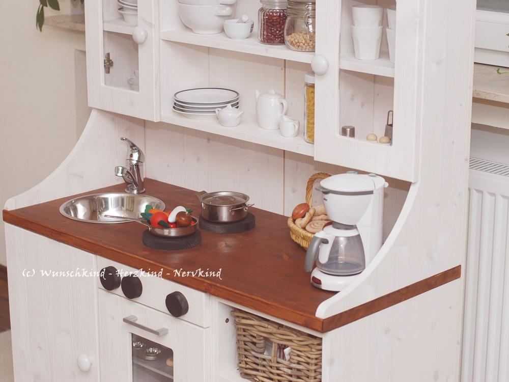 wunschkind herzkind nervkind die selbstgebaute spielk che. Black Bedroom Furniture Sets. Home Design Ideas