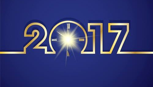 Happy New Year 2017 Cover Photos For FB Free Download
